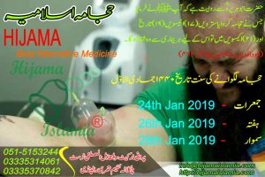Sunnah Days Dates January 2019