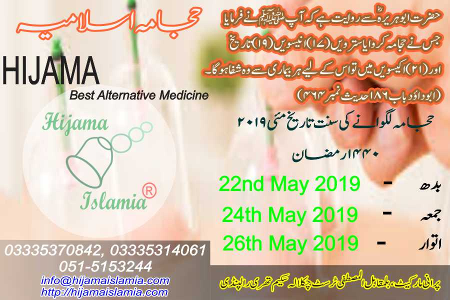 Hijama Cupping Therapy Kiya hai aur is k Faiyday? Roman Urdu main